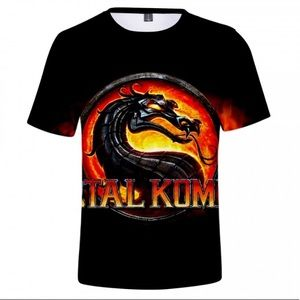 🆕 Mortal Kombat T-Shirt